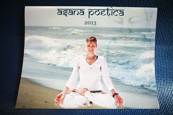 Asana Poetica Yoga Calendar